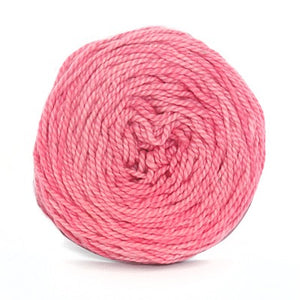 Nurturing Fibres Eco-Cotton Yarn in Sweet Pea