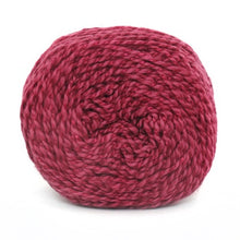 Load image into Gallery viewer, Nurturing Fibres Eco-Fusion Yarn in Bordeaux