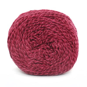 Nurturing Fibres Eco-Fusion Yarn in Bordeaux