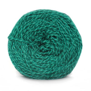 Nurturing Fibres Eco-Fusion Yarn in Emerald