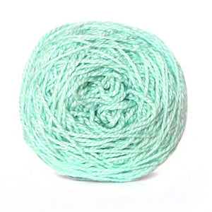 Nurturing Fibres Eco-Fusion Yarn in Mint