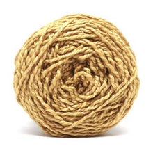 Load image into Gallery viewer, Nurturing Fibres Eco-Fusion Yarn in Old Gold