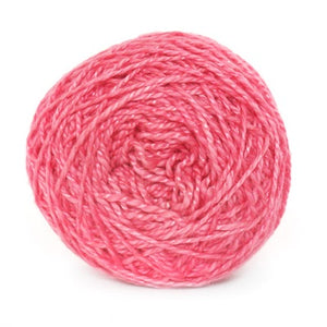 Nurturing Fibres Eco-Fusion Yarn in Sweet Pea