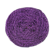 Load image into Gallery viewer, Nurturing Fibres Eco-Fusion Yarn in Violet