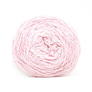 Nurturing Fibres Eco-Fusion Yarn in Blush
