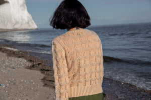 PomPom Quarterly | Issue 30: Sea Change. Autumn 2019. Fata Morgana Pattern.
