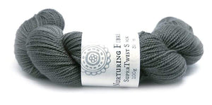 Nurturing Fibres SuperTwist Sock in Forged