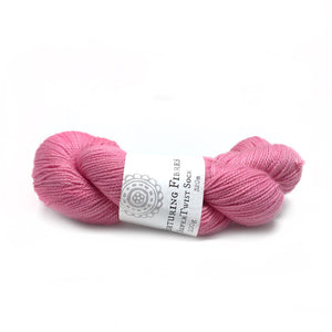 Nurturing Fibres SuperTwist Sock in French Rose