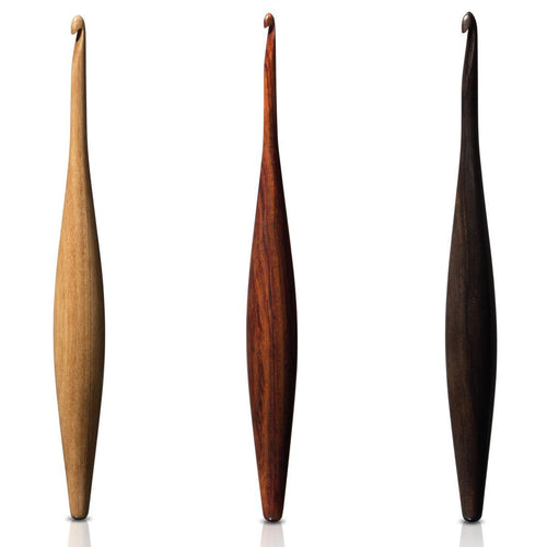 Furls | Streamline Wooden Crochet Hook