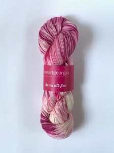 Sweet Georgia Flaxen Silk Fine, Full Skein