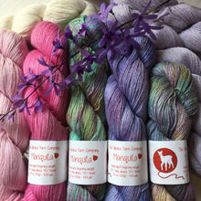 Load image into Gallery viewer, The Alpaca Yarn Company's Mariquita Hand Dyed Yarn full skeins