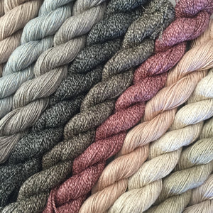 Quince & Co | Sparrow: 100% Organic Linen Yarn