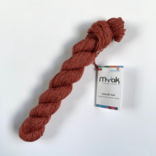 Load image into Gallery viewer, MYak | Baby Yak/Silk Yarn: 50% Baby Yak & 50% Silk Yarn