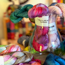 Load image into Gallery viewer, Trailhead Yarns | Cabot Trail: Tencel Yarn