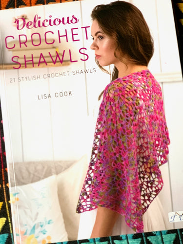 Delicious Crochet Shawls | 21 Stylish Crochet Shawls