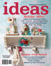 Load image into Gallery viewer, Ideas Magazine Aug 2019 Cover