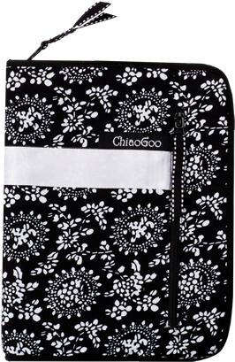 ChiaoGoo's Interchangeable Needles Case, closed