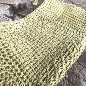 LINEN | Tunisian Crochet Workshop