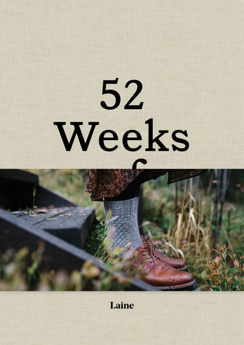 Laine 52 Weeks of Socks Cover