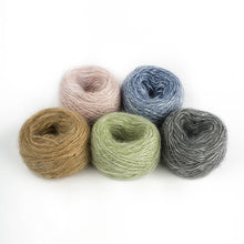 Load image into Gallery viewer, Adele's Mohair | Linen Mix: Mohair & Linen Yarn