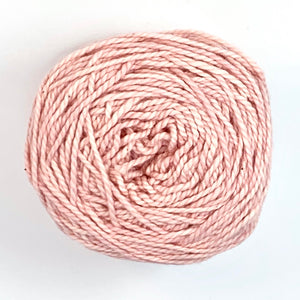 Nurturing Fibres Eco-Fusion Yarn: Cotton & Bamboo Blend