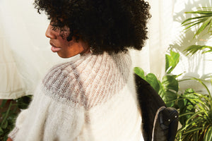 PomPom Quarterly | Issue 32: Spring 2020. Niebla Pattern.