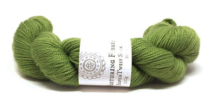 Nurturing Fibres SuperTwist Sock in Nori