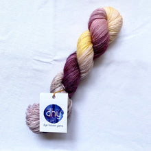 Load image into Gallery viewer, Dye House Yarns Merino Linen Blend in SkyDancer