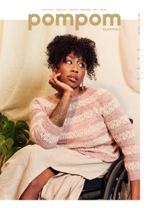 PomPom Quarterly | Issue 32: Spring 2020. Cover