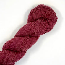 Load image into Gallery viewer, Nurturing Fibres SingleSpun Lace in Aubergine