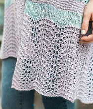 Load image into Gallery viewer, Sweet Georgia Pattern | Seaside Shawl