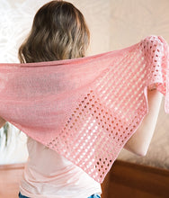 Load image into Gallery viewer, Sweet Georgia Pattern | Sheaves Shawlette