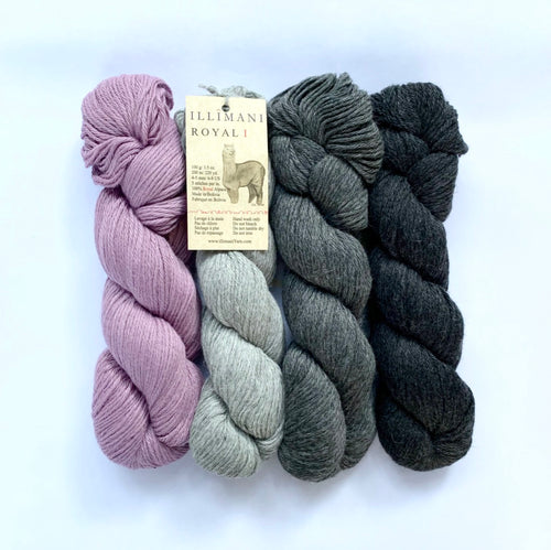 Royal 1: 100% Royal Alpaca Yarn