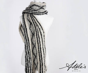 Mohair Magic: Xhosa-Inspired Scarf Pack