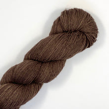 Load image into Gallery viewer, Nurturing Fibres SingleSpun Lace in Bitter Chocolate