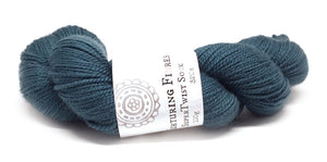 Nurturing Fibres SuperTwist Sock in Atlantic