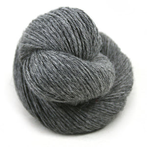 Illimani Royal 1 Alpaca Yarn in Light Grey