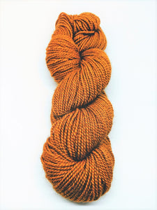 Illimani's Santi Yarn in Orange