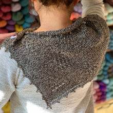Load image into Gallery viewer, Amazon Cowl by Sofiya Designs made in Illimani's Eco-Llama Yarn