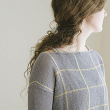 Load image into Gallery viewer, Quince & Co Pattern | Zara Pullover
