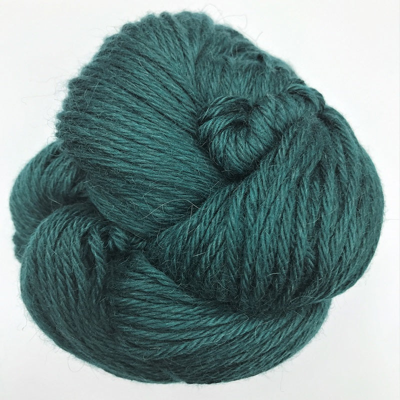 Illimani Royal 1 Alpaca in Teal