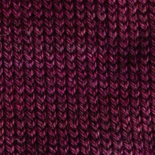Load image into Gallery viewer, Sweet Georgia Flaxen Silk Fine, Knitted swatch in Trinket