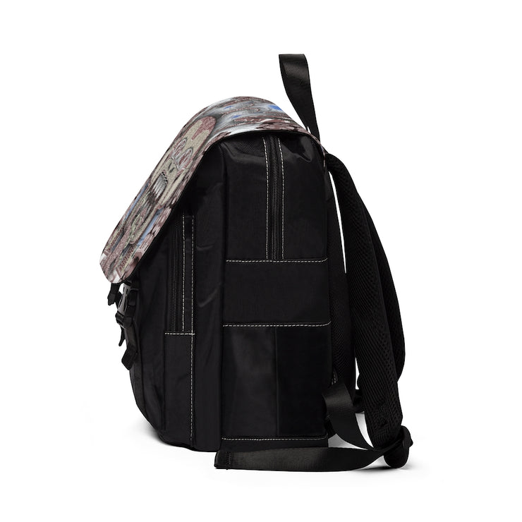 MIAMI ONE-SEVEN 1-04 / Casual Backpack