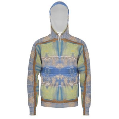 street flight all over print hoodie with swurf 1 graphic-front view