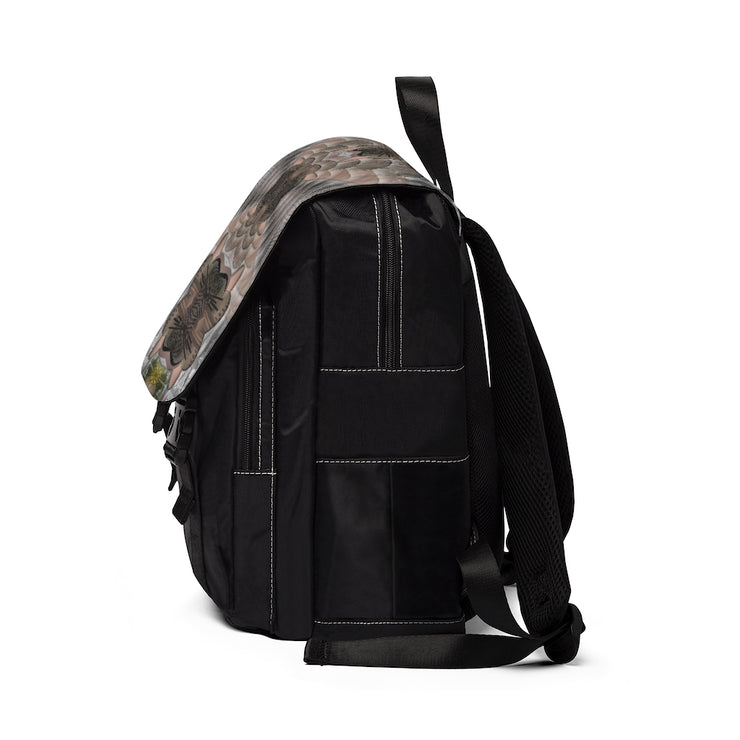 MIAMI ONE-SEVEN 3-04 / Casual Backpack