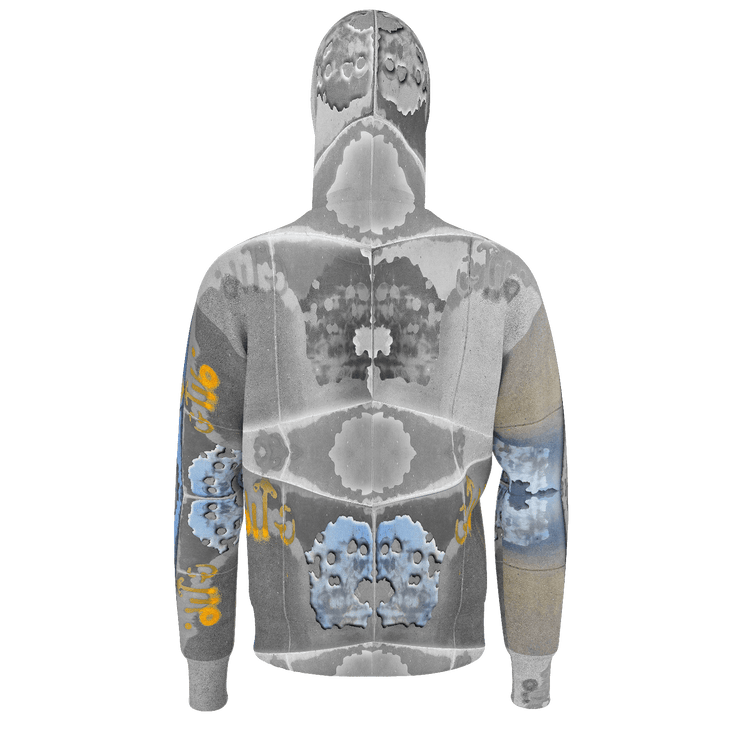 street flight all over print hoodie with swurf 2 graphic-rear view