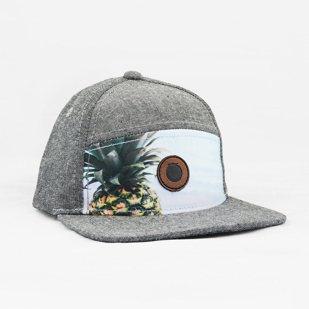 Maui Wowi Pineapple Snapback - Rural Raised Couture