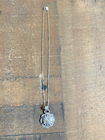 The Bly Concho Pendant