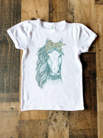 Cattin' Around Horse Tee