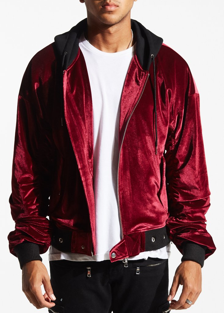 Faithfull Jacket (Maroon)